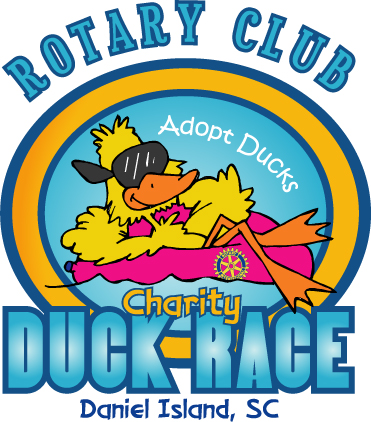 image of duck race logo